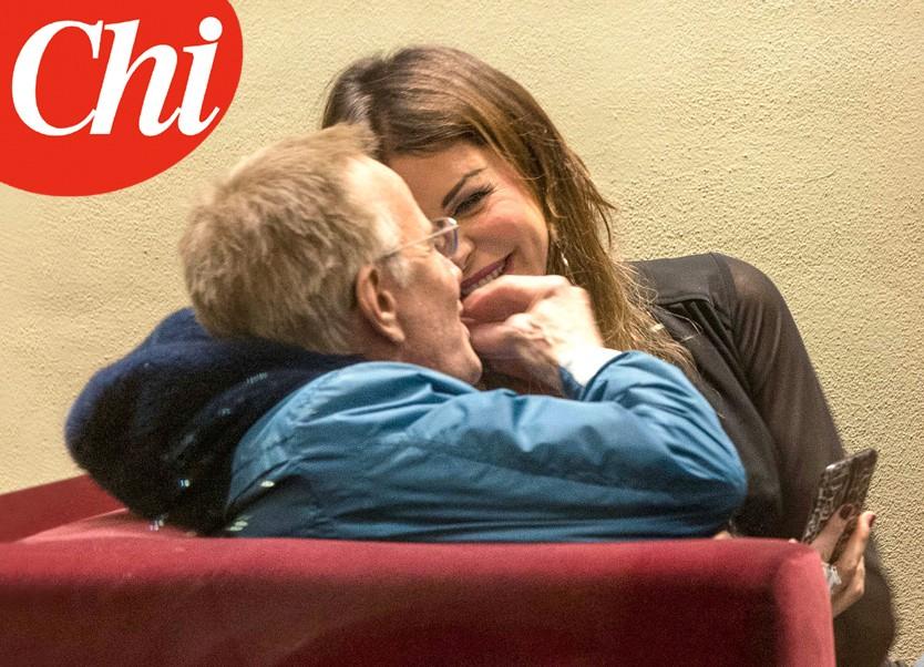 TORINO  La love story tra Christopher Lambert e Alba Parietti ritorna dopo 20 anni  Hotel NH collection ESCLUSIVO