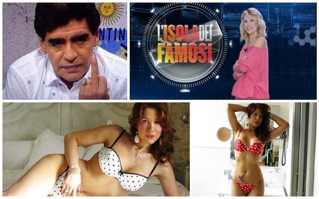 Anticipazioni Isola: il modello e il marito della Boccoli. Maradona dice no, arriva Efe Bal