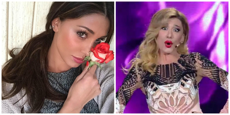 Belen-Rodriguez-e-Virginia-Raffaele