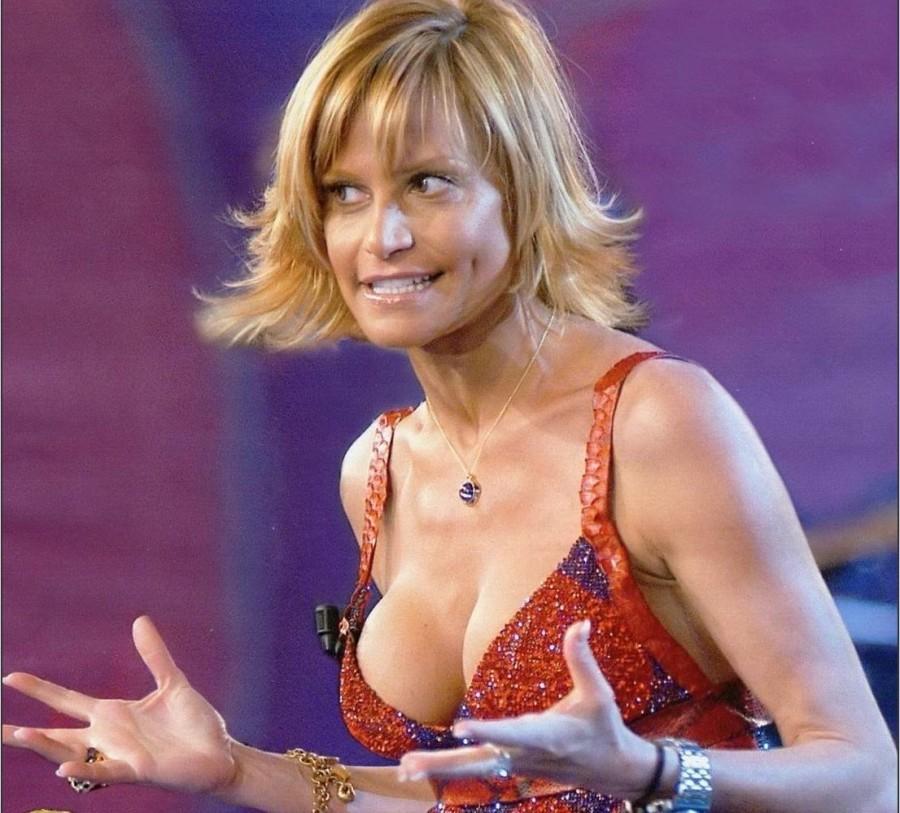 Simona ventura nuda hot happens