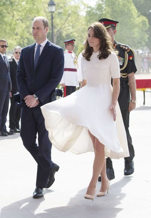 PRINCE WILLIAM AND CATHERINE DUCHESS OF CAMBRIDGE VISIT TO INDIA, 11 APR 2016