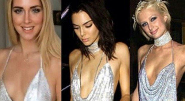 Chiara Ferragni anticipa la festa per i 30 anni, ma scivola sul vestito...
