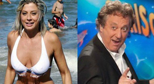 Maddalena Corvaglia ed Enzo Iacchetti di nuovo insieme: