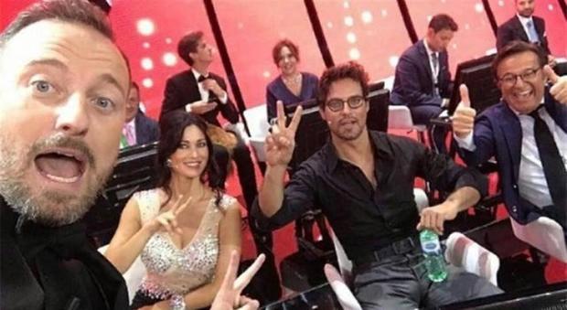 Gaffe a Miss Italia: Garko confuso con Raoul Bova