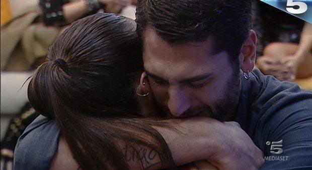 Grande Fratello Vip, Jeremias Rodriguez in lacrime per il nonno: