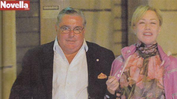 Nancy Brilli single esce con uno degli uomini più ricchi del mondo