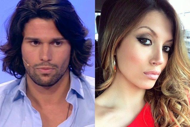 Giulia Latini a Domenica Live: «Luca e Soleil si sono lasciati? Non è colpa mia, dietro c'è altro»