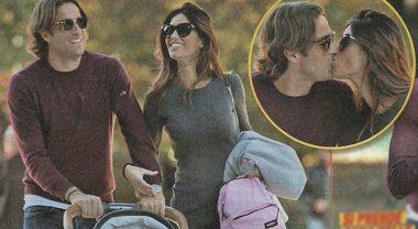 """Federica Nargi e Alessandro Matri, giornata al parco con la figlia Sofia: """"Ora le nozze a Formentera"""""""