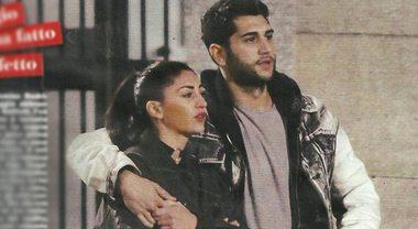 """Jeremias Rodriguez dimentica Aida Yespica e torna con le ex Sara Battisti: """"Le ho parlato, ora sto con lei"""""""