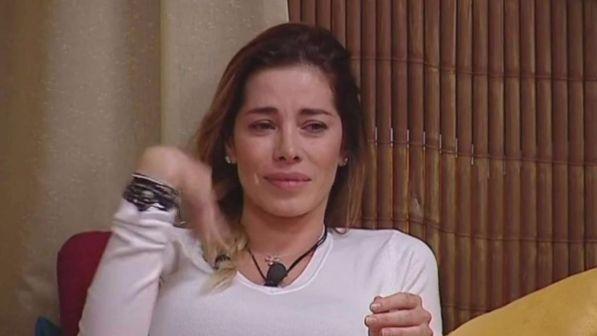 """Grande Fratello Vip, Aida in lacrime: """"Adesso apprezzo ogni cosa che ho"""""""