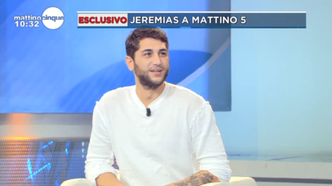 Jeremias Rodriguez a Mattino Cinque: