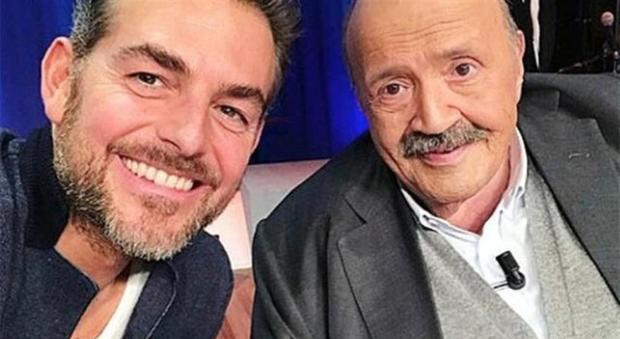 Daniele Bossari, battuta al veleno al Maurizio Costanzo sulla vittoria di al Grande Fratello Vip: ecco cosa ha detto