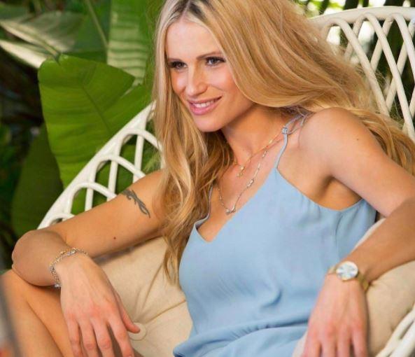 I primi... 41 anni di Michelle Hunziker