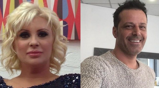 Tina Cipollari si separa, l'ex marito Chicco Nalli: