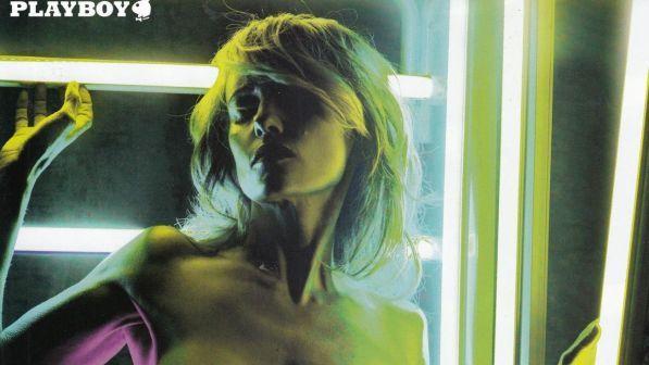 Justine Mattera, topless vietato ai minori su Playboy