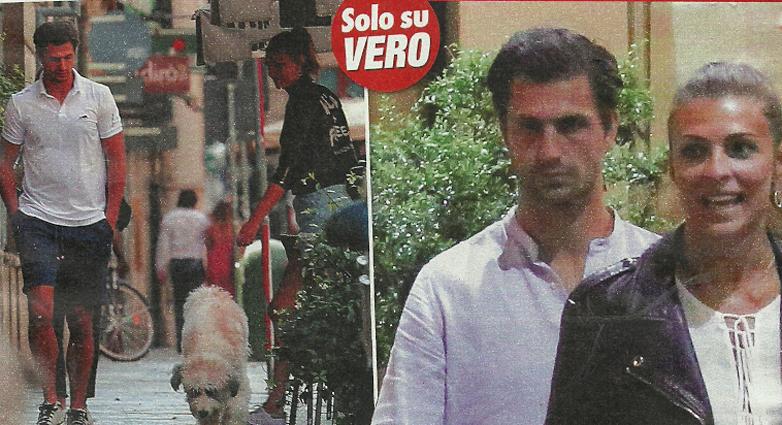 Cristina Chiabotto torna a sorridere: cena romantica col fidanzato manager Marco Roscio